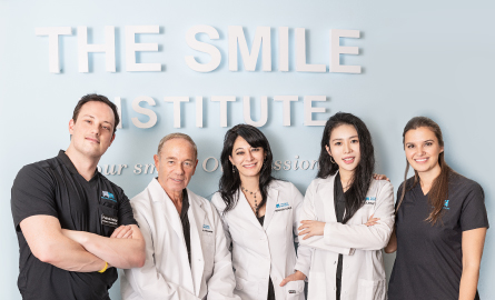 The Smile Institute Dental Advertisement